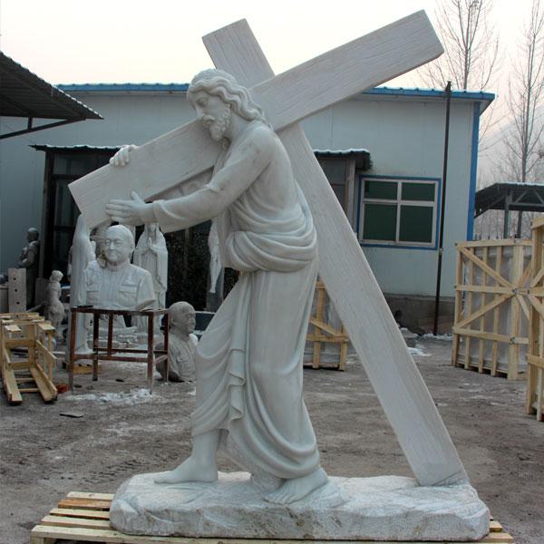Jesus statue sacred heart of jesus statue large beautiful - Exterior church crosses for sale ...
