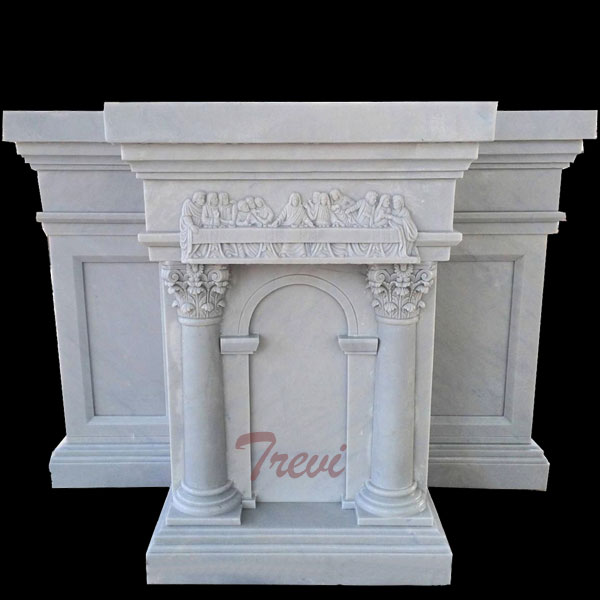 Church white marble podiums and pulpits furniture suppliers TCH-214