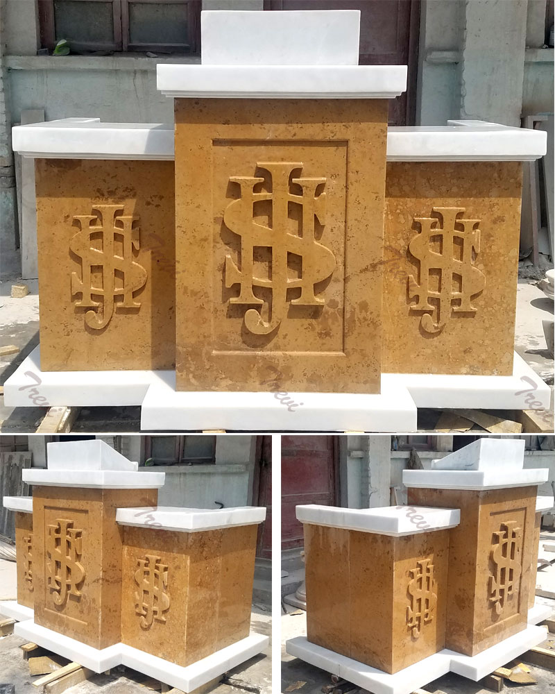 Contemporary marble church podiums and pulpits designs for sale.jpg