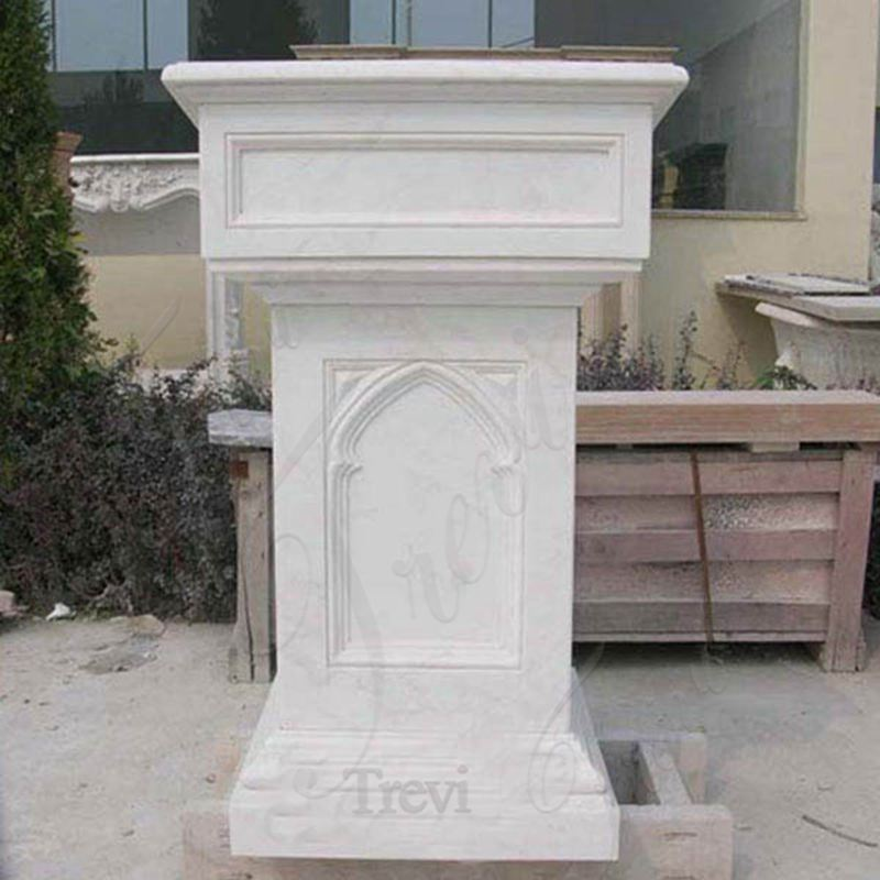 Marble Pulpit for the Church Decor for Sale CHS-319