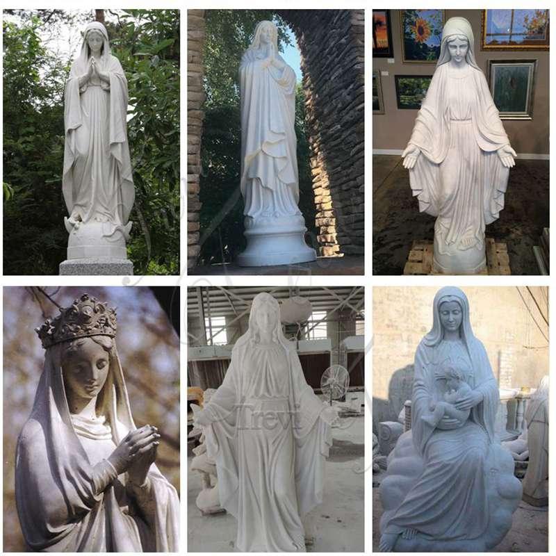 Life-size jesus statue
