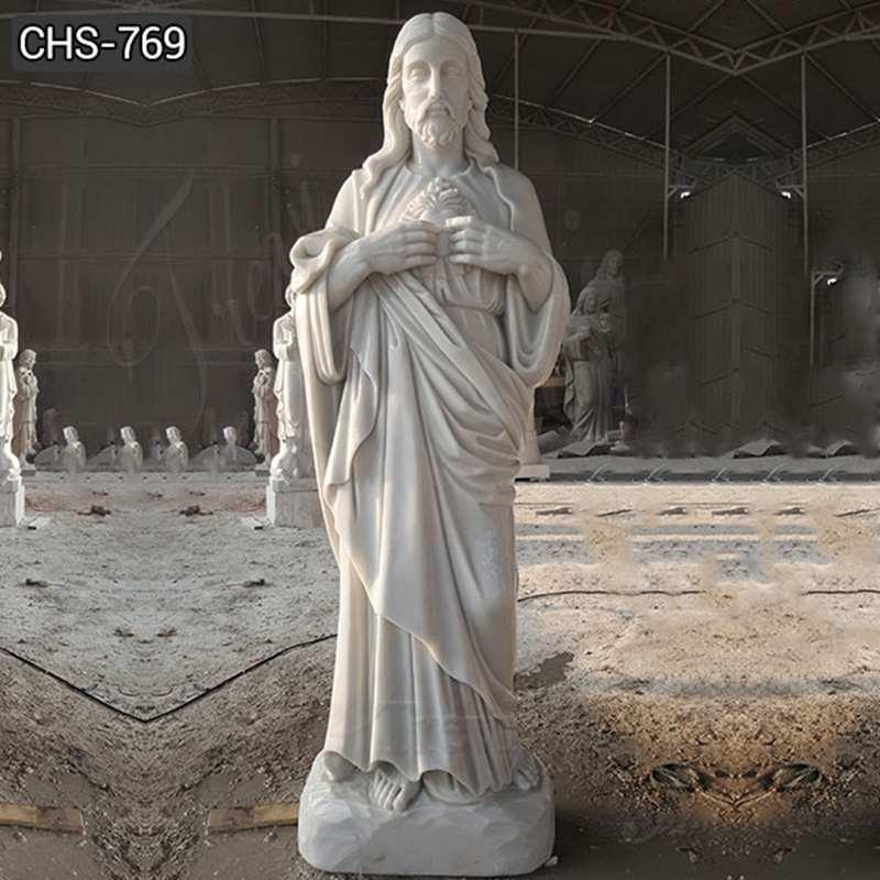 sacred heart of Jesus statues